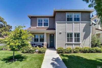 Vallejo Single Family Home For Sale: 1407 Eucalyptus Drive