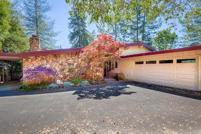 Sonoma County Single Family Home For Sale: 1996 Los Olivos Road