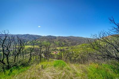 Napa Residential Lots & Land For Sale: Capell Valley Crest Road
