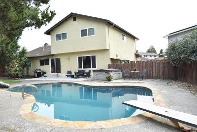 Napa County Single Family Home For Sale: 4238 Presidio Way