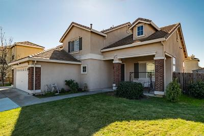 Suisun City Single Family Home For Sale: 1600 Savannah Lane