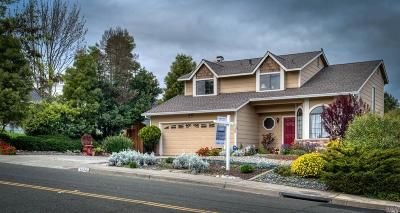 Vallejo Single Family Home For Sale: 1124 North Regatta Drive