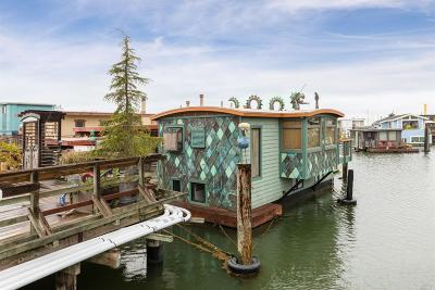 Sausalito Mobile Home For Sale: 24 Liberty Dock