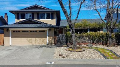 Rohnert Park Single Family Home For Sale: 908 Holly Avenue