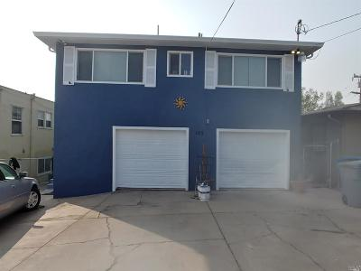 Solano County Multi Family 2-4 Contingent-Show: 105 Cypress Avenue