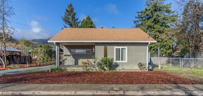 Ukiah Single Family Home For Sale: 550 North School Street