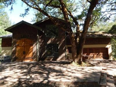 Calistoga Single Family Home For Sale: 8807 Franz Valley Road