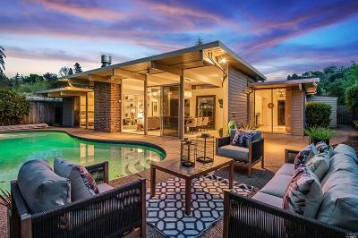 Marin County Single Family Home For Sale: 19 Arcangel Way