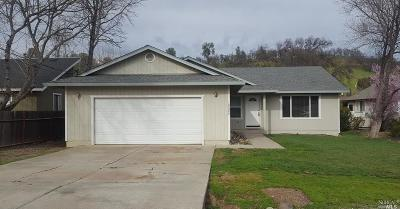 Hidden Valley Lake Single Family Home For Sale: 18280 Deer Hollow Road