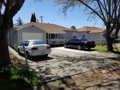 Vallejo Single Family Home For Sale: 109 Clay Street