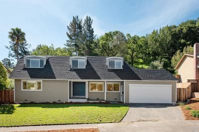 Marin County Single Family Home For Sale: 47 Santa Maria Drive
