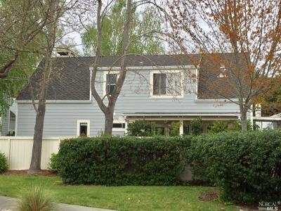Napa Condo/Townhouse For Sale: 1228 Cayetano Drive