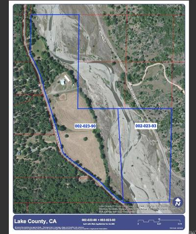 Upper Lake Residential Lots & Land For Sale: 13306 Elk Mountain Road