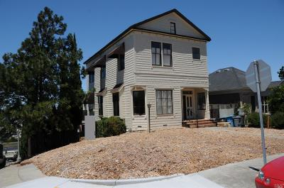Vallejo Single Family Home For Sale