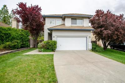 Vacaville Single Family Home For Sale: 443 Bald Eagle Drive