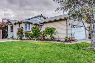 Suisun City Single Family Home For Sale: 1180 Silk Oak Drive