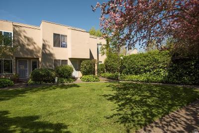 Sonoma County Condo/Townhouse For Sale: 3002 Yulupa Avenue