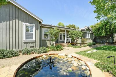Napa County Single Family Home For Sale: 4048 Sonoma Highway