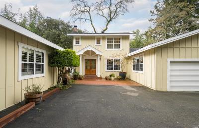 Penngrove Single Family Home For Sale: 6980 Eagle Ridge Road