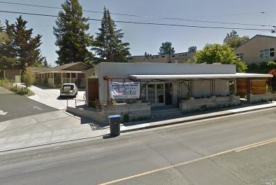 Sebastopol Commercial Lease For Lease: 7355 Healdsburg Avenue