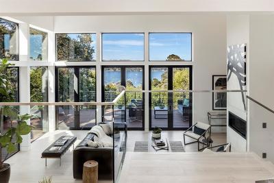 Sausalito Single Family Home For Sale: 18 Laurel Lane