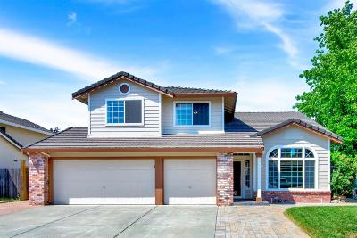 Vacaville Single Family Home For Sale: 1174 Notre Dame Circle