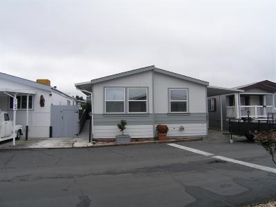 Sonoma County Mobile Home For Sale: 8136 Willow Street #8136