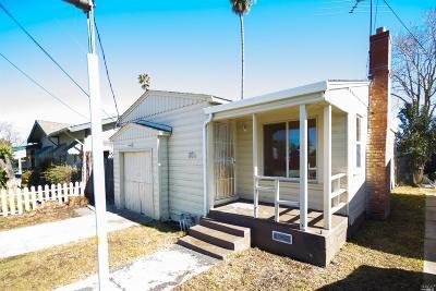 Vallejo Single Family Home For Sale: 306 Phelan Avenue