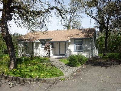Angwin Multi Family 2-4 For Sale: 266 Brookside Drive