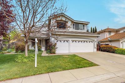 Davis Single Family Home For Sale: 1255 Valerosa Way