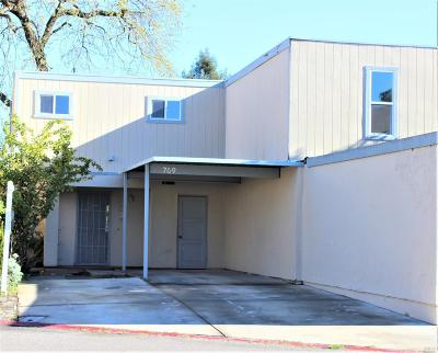 Santa Rosa Condo/Townhouse For Sale: 769 Rockwell Place