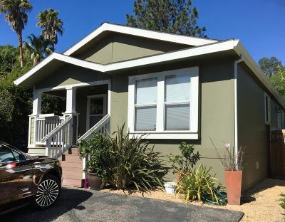 Marin County Mobile Home For Sale: 49 Yosemite Road #49
