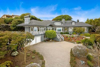 Tiburon Single Family Home For Sale: 206 Taylor Road