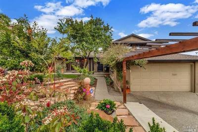 Vacaville Single Family Home For Sale: 449 La Cresta Drive