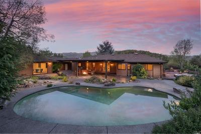 Glen Ellen Single Family Home For Sale: 14205 Arnold Drive