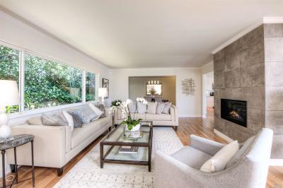 Greenbrae Single Family Home For Sale: 295 Vista Grande