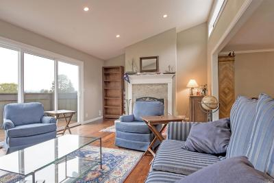 Sausalito Condo/Townhouse For Sale: 74 Marin Avenue