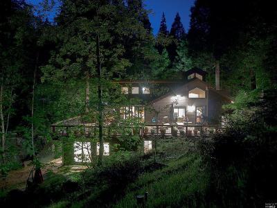 Twain Harte CA Single Family Home For Sale: $1,688,000