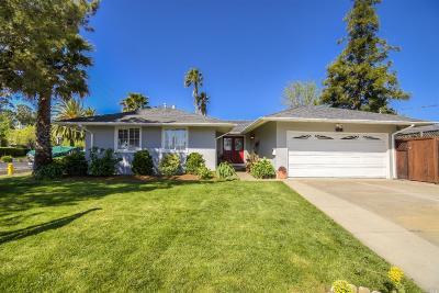 Novato Single Family Home For Sale: 1 Montego Key