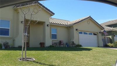 Lakeport Single Family Home For Sale: 221 Katie Court
