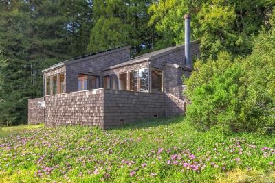 The Sea Ranch Single Family Home Contingent-Show: 159 Lupine Close Road