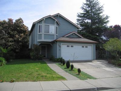 Vallejo Single Family Home For Sale: 160 Brigantine Road