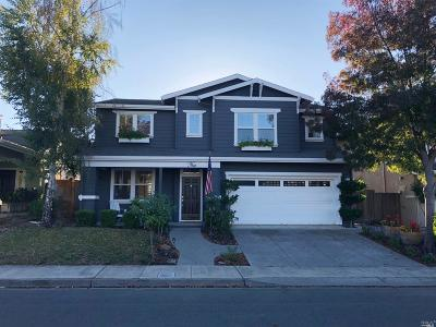 Napa CA Single Family Home For Sale: $795,000