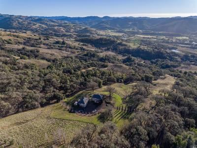 Mendocino County Single Family Home For Sale: 16165 Deer Meadows Road