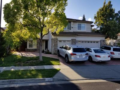 Solano County Single Family Home For Sale: 2813 Shelter Hill Drive
