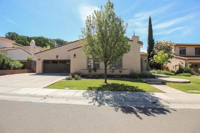 Solano County Single Family Home For Sale: 3017 Pebble Beach Circle