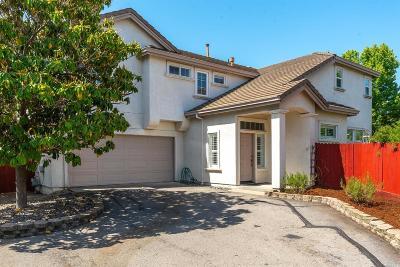 Petaluma Single Family Home For Sale: 1469 Woodside Circle