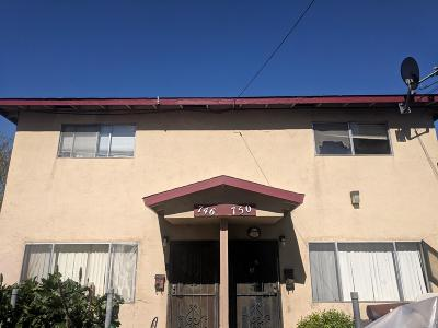 Vallejo Multi Family 2-4 For Sale: 746 Sheridan Street