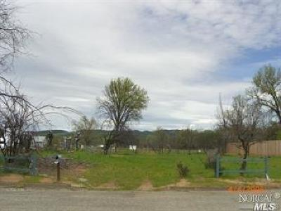 Lower Lake Residential Lots & Land For Sale: 17204 Mustang Court