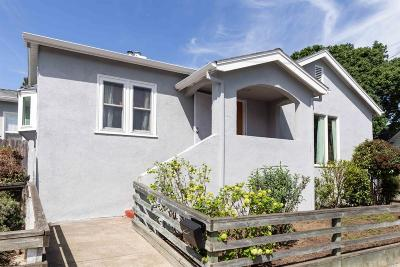 Vallejo Single Family Home For Sale: 1715 Marin Street